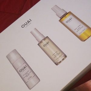 OUAI 7 piece  bundle